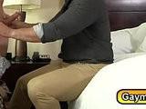 dick, sucked, uniform