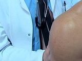 anal clips, doctor, fucked, muscular