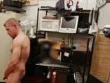 getting, naked, pawnshop, shop